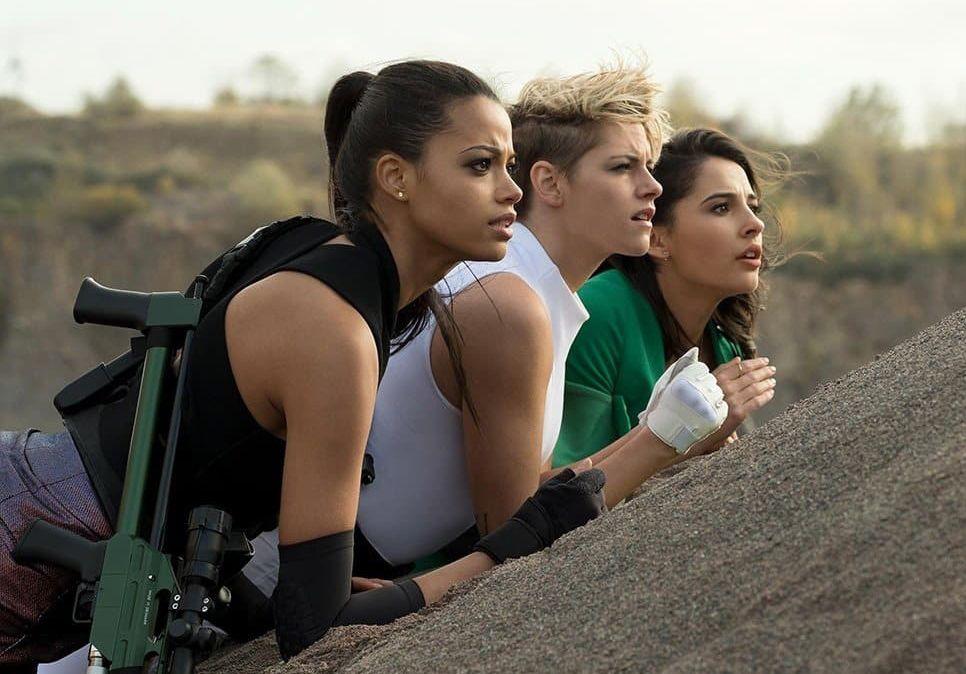 Kristen Stewart, Naomi Scott ed Ella Balinska