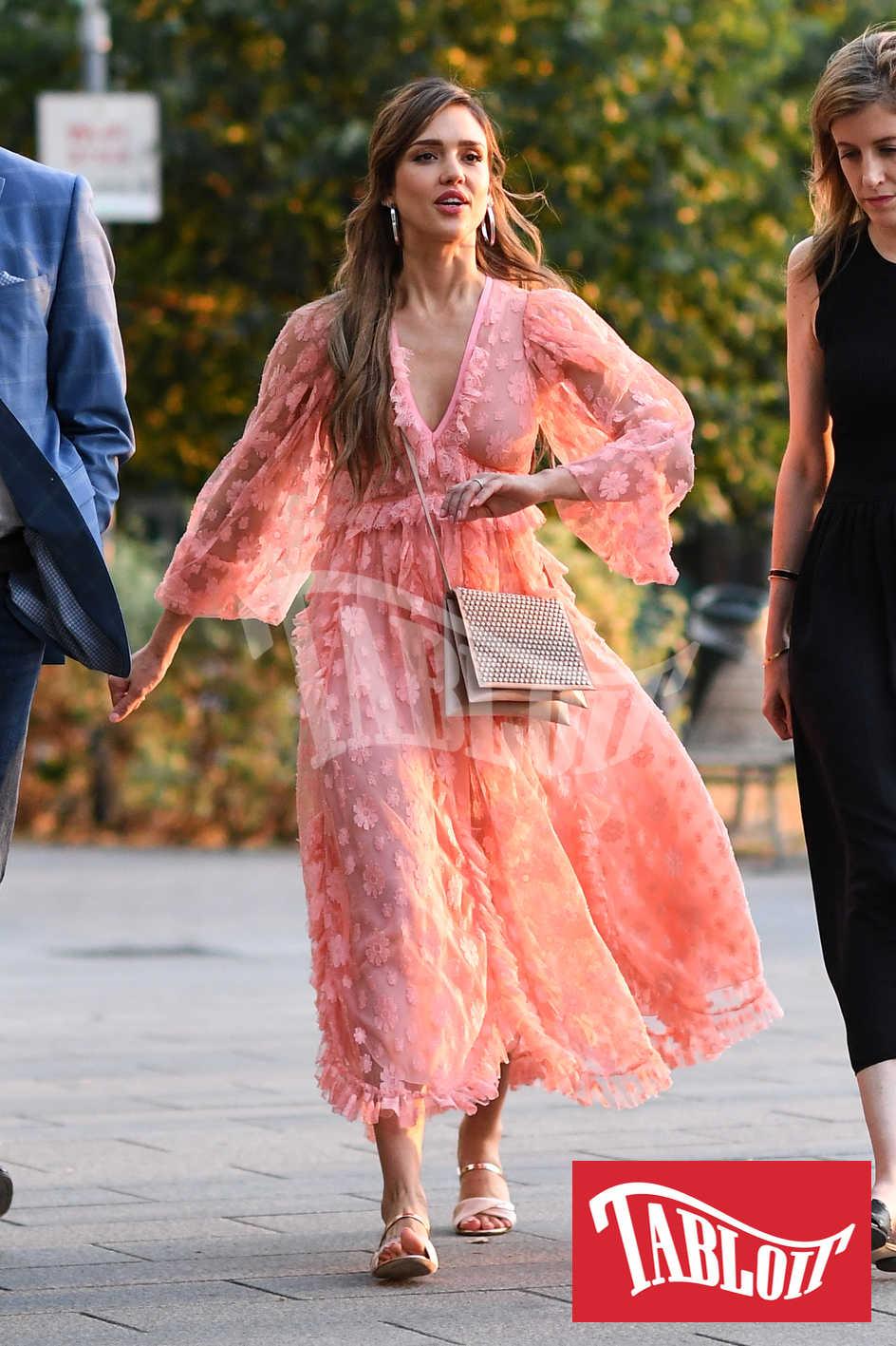 Jessica Alba Milano
