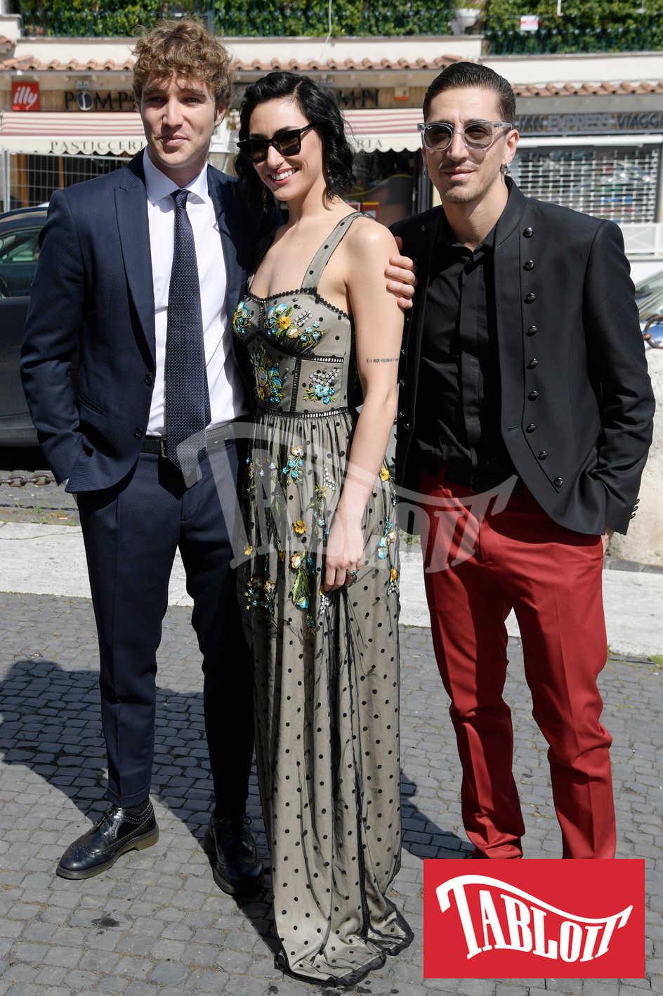 Paolo Ciavarro, Giulia Pauselli e Marcello Sacchetta