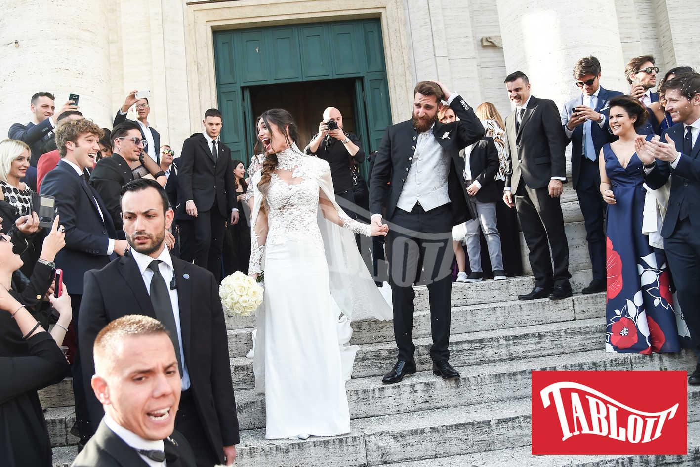 Lorella Boccia e Niccolò Presta si sono sposati, tanti invitati vip