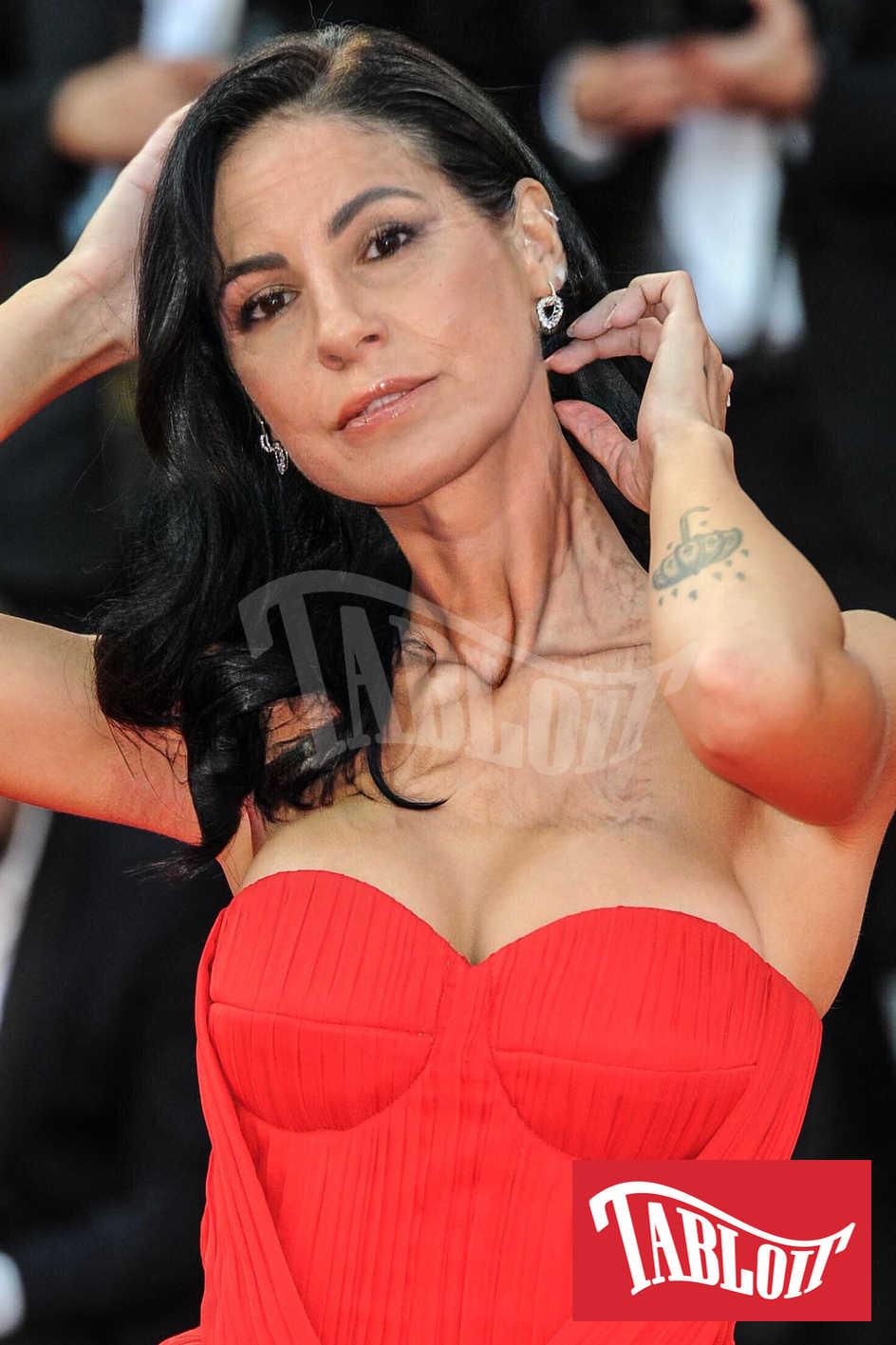 Giulia De Lellis invecchiata