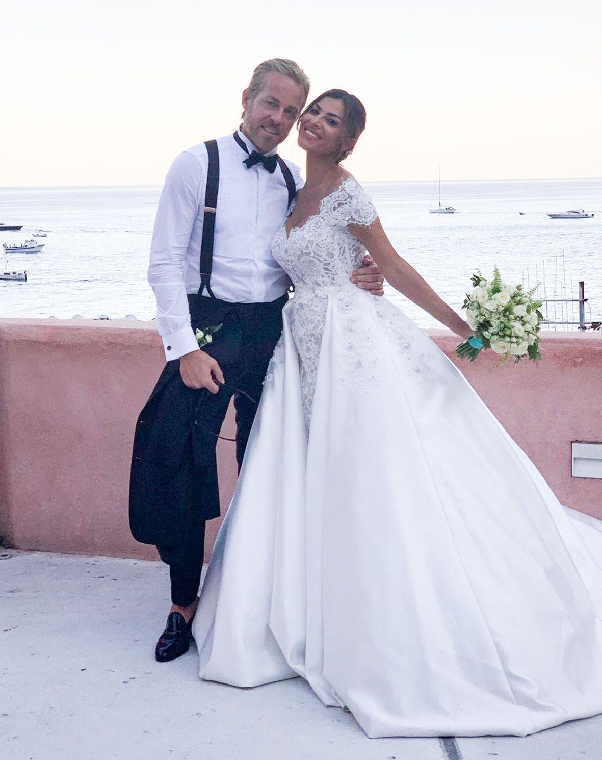 Susanna Petrone e Marco Cipriano nozze