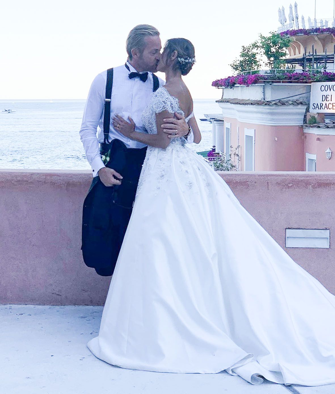 Susanna Petrone e Marco Cipriano matrimonio