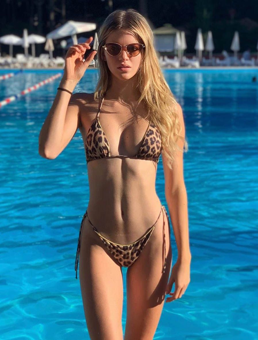 Sara Croce, nuova fidanzata di Andrea Damante