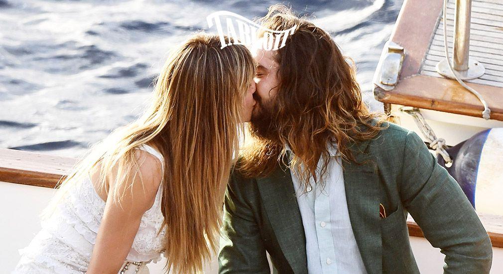 Heidi Klum e Tom Kaulitz oggi sposi a Capri: sfarzosa cerimonia vip ...