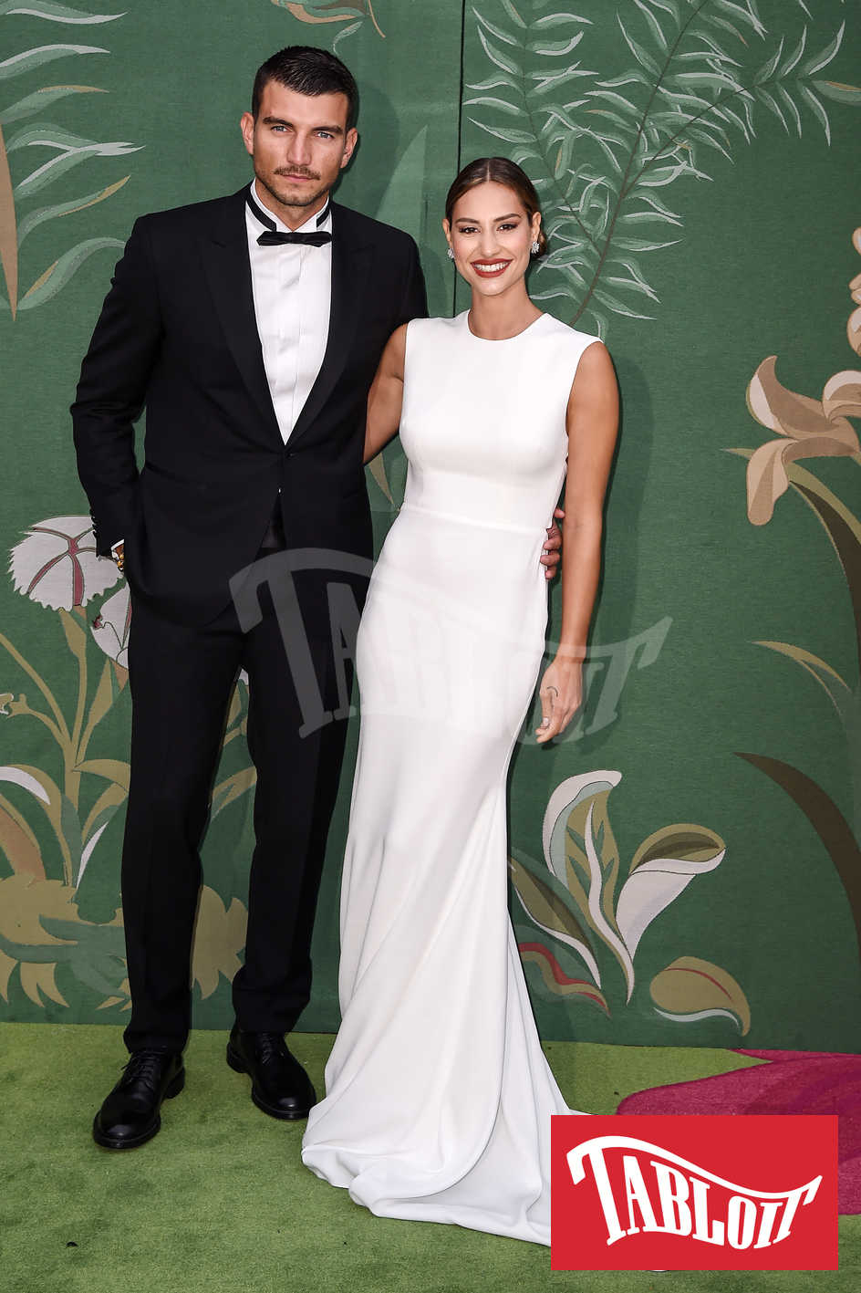 Beatrice e Marco Fantini ai Green Carpet Fashion Awards
