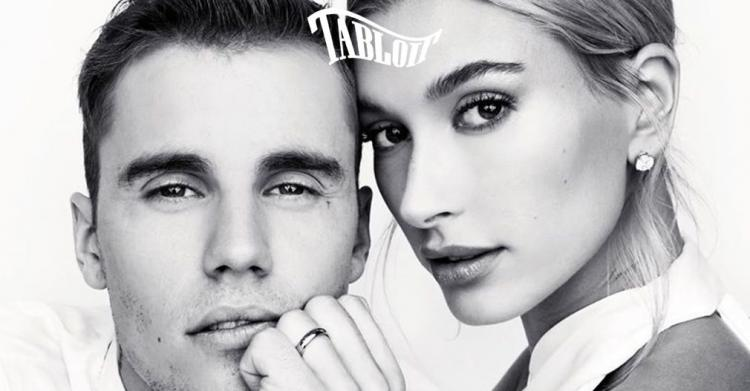 Nozze Bieber Baldwin, Hailey nascosta in una scatola bianca