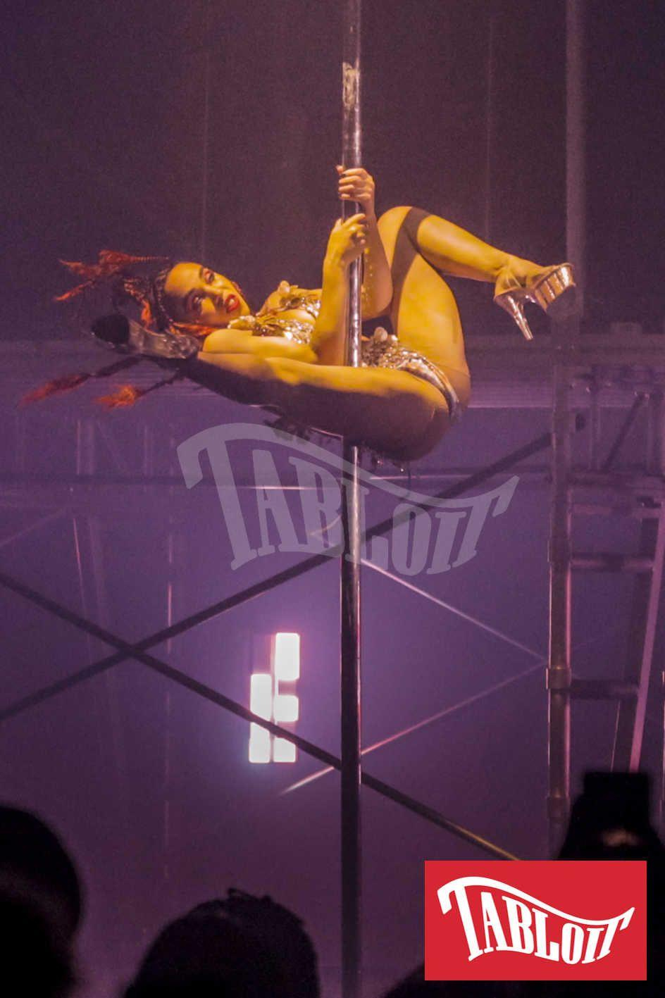 FKA Twigs e la Pole Dance