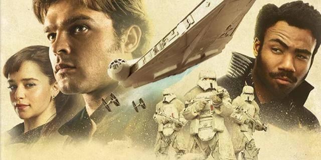Solo: A Star Wars Story - Foto promozionali e poster dallo spin-off
