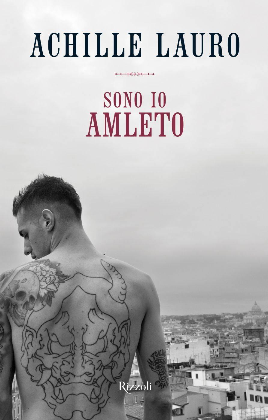 """Achille Lauro - Cover de """"Sono Io Amleto"""""""