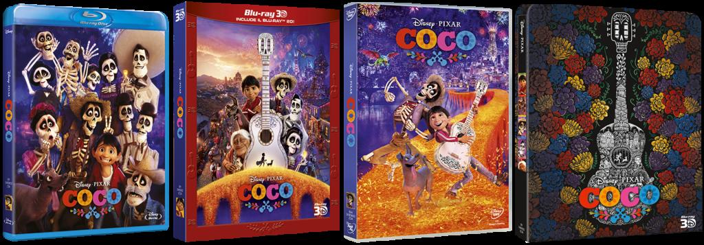 Coco - Ecco quando esce l'home video del film Disney Pixar