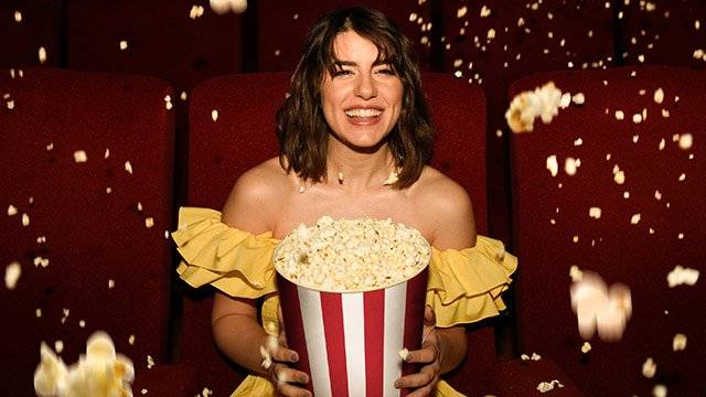 Federica Carta Popcorn
