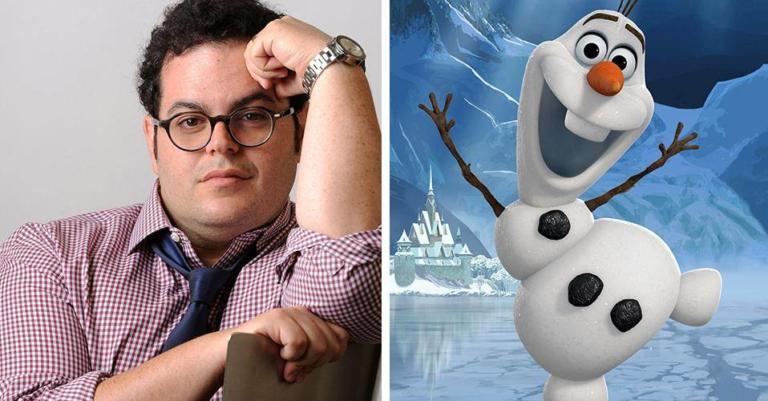 Frozen 2: Josh Gad ha ufficialmente iniziato il doppiaggio di Olaf