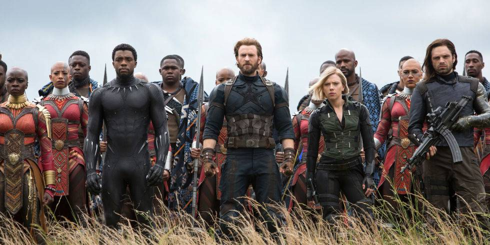 Avengers: Infinity War - È record nel primo week-end e supera Star Wars 7