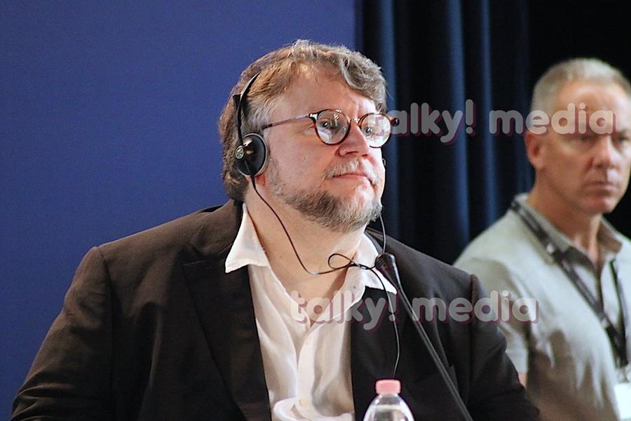 Venezia 74- The Shape of Water - Guillermo Del Toro presenta il film 3