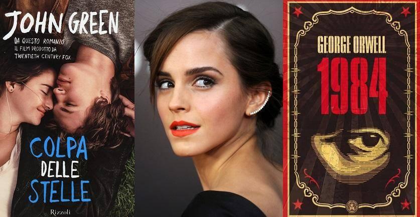 size 40 caefb 385df Emma Watson: 15 libri da leggere assolutamente secondo l'attrice