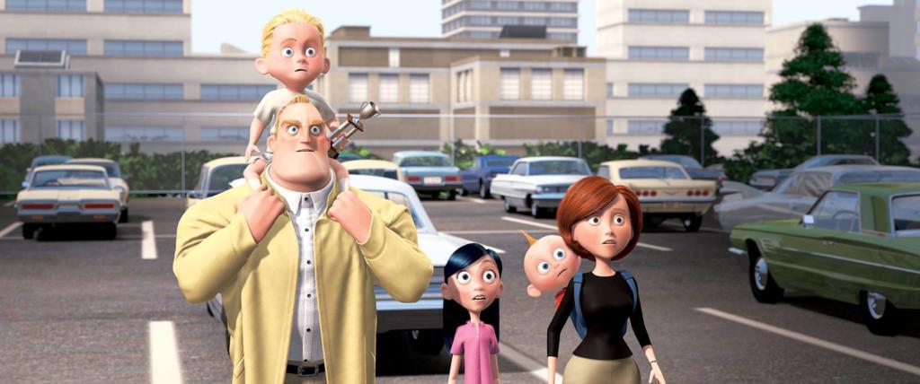 Gli Incredibili 2: Mostrata la scena di apertura del film Disney Pixar