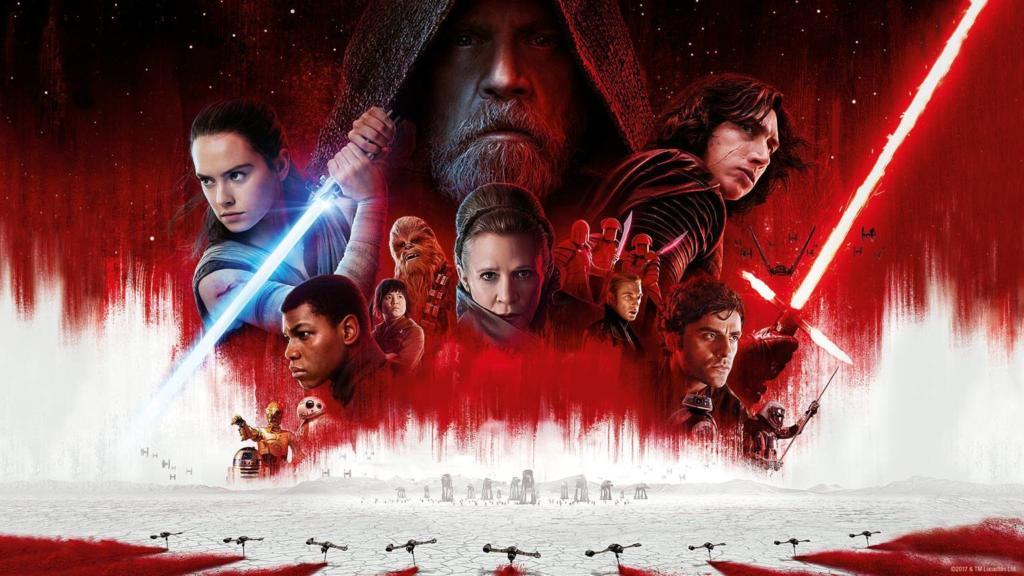 Star Wars 8: Gli Ultimi Jedi - Rian Johnson svela la prima parola del film