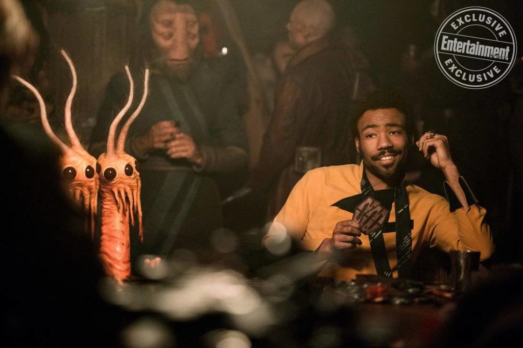 Solo: A Star Wars Story.