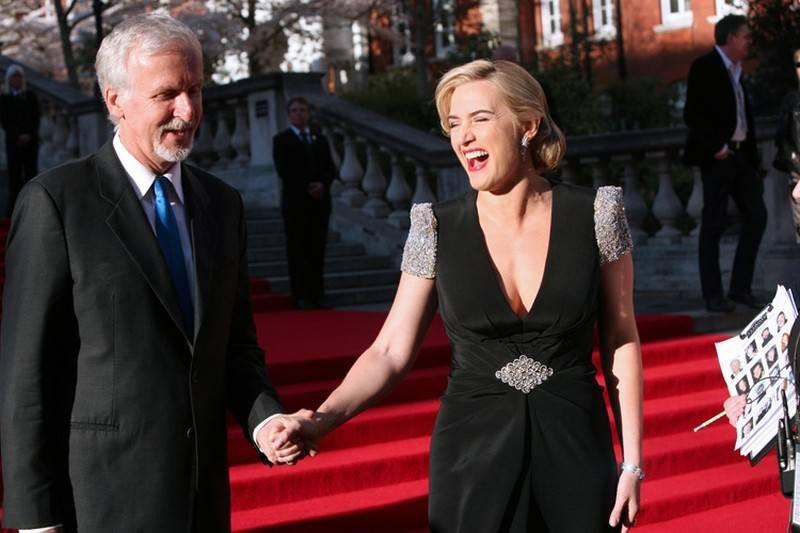 """Avatar 2, Kate Winslet su Cameron: """"Fantastico tornare a lavorare con lui"""""""