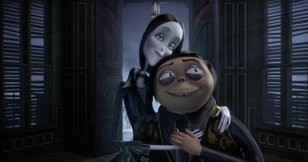 Alice nella città - La famiglia Addams