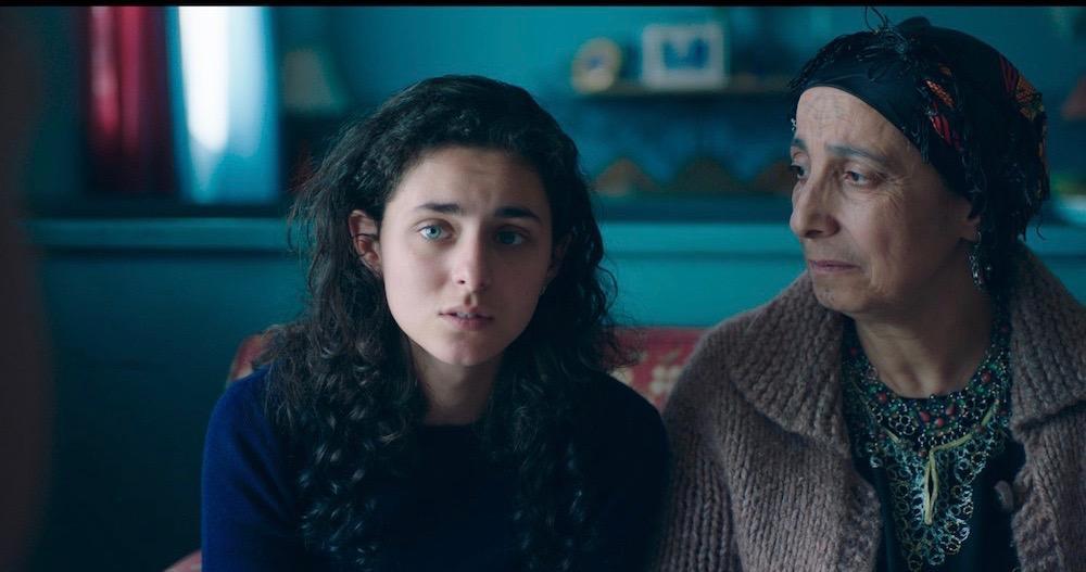 Antigone - Nahéma Ricci e Rachida Oussaada