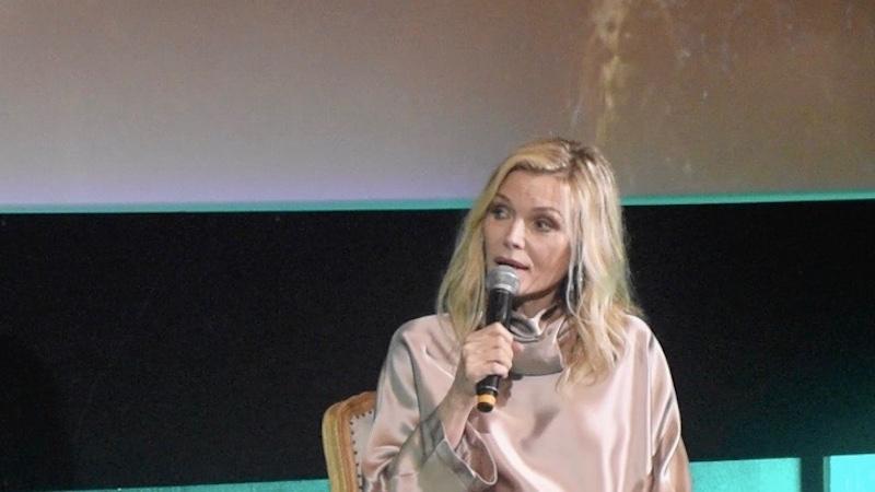 Conferenza stampa Maleficent - Michelle Pfeiffer