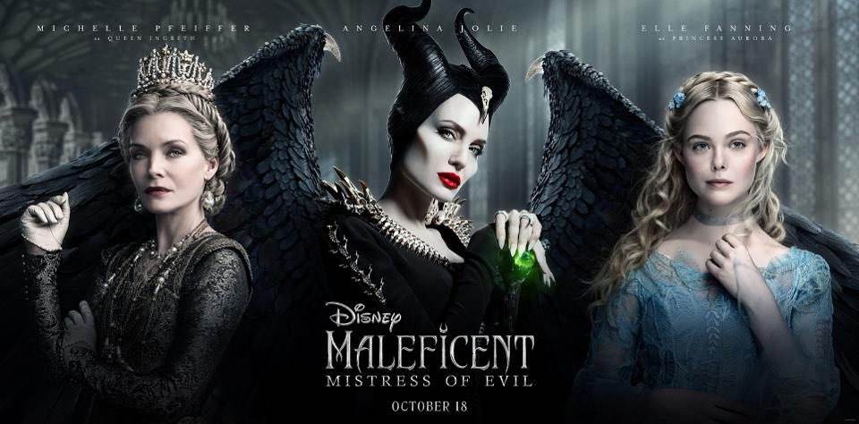 Conferenza stampa Maleficent - poster
