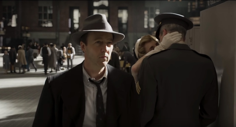 Festa del Cinema di Roma - Motherless Brooklyn - Edward Norton