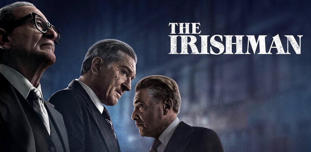 Festa del Cinema di Roma - The Irishman - locandina