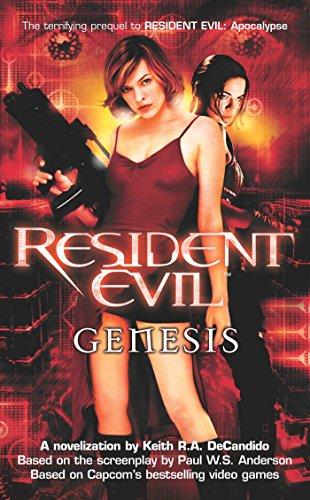 resident evil trama