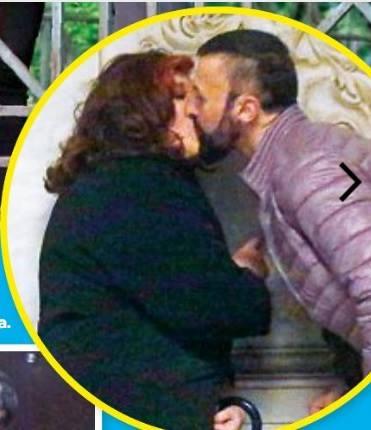 patrizia de blanck marchese d'aragona bacio