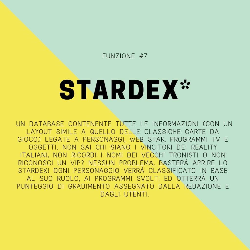 trash italiano app stardex