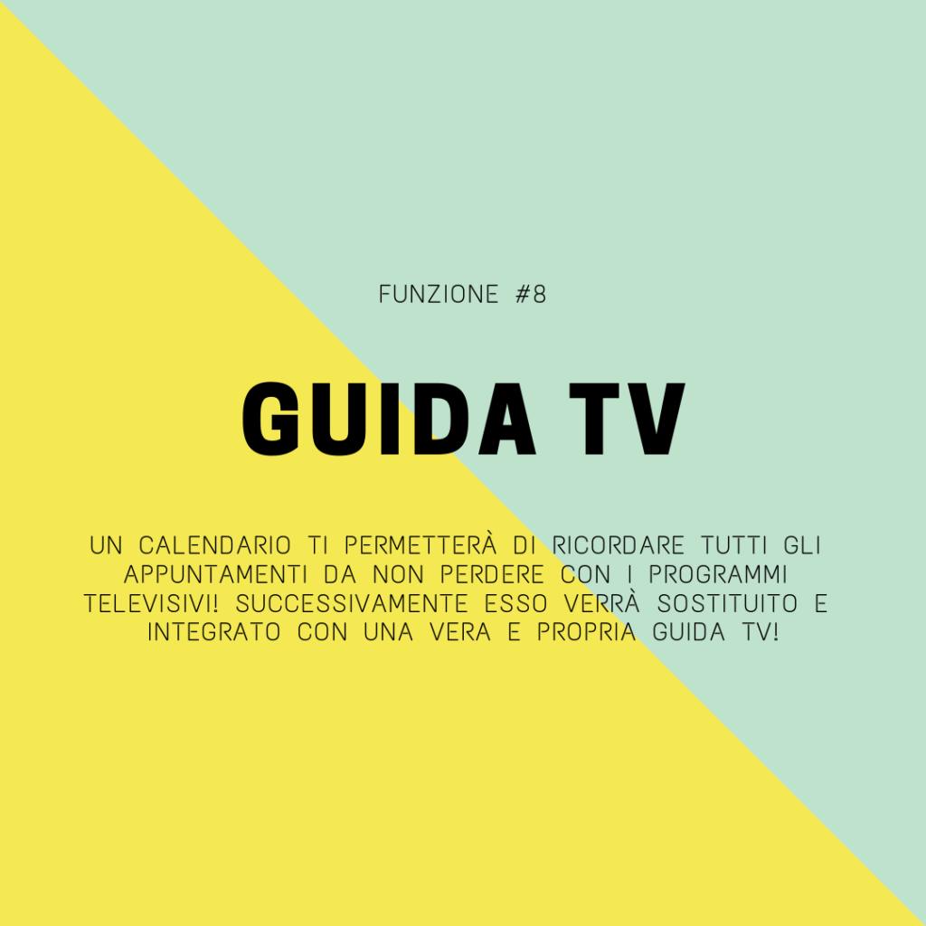 trash italiano app guida tv