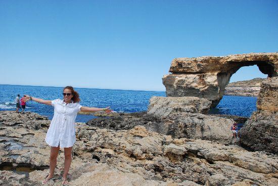 Gozo - viaggiare da soli a Malta