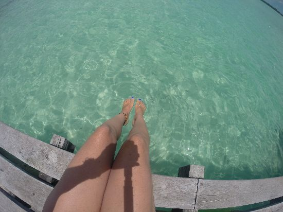 Laguna di Bacalar Messico