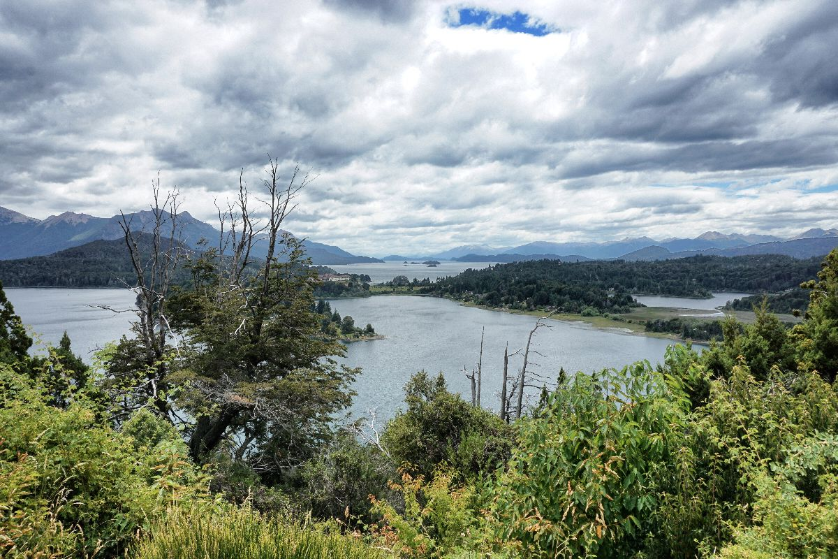 Vista del Llao Llao - Bariloche