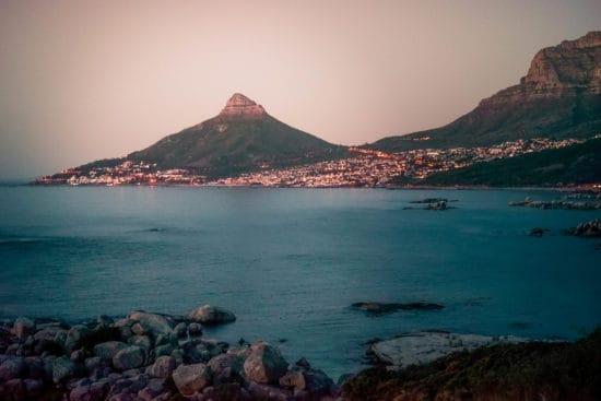 Prima volta a Cape Town cosa fare