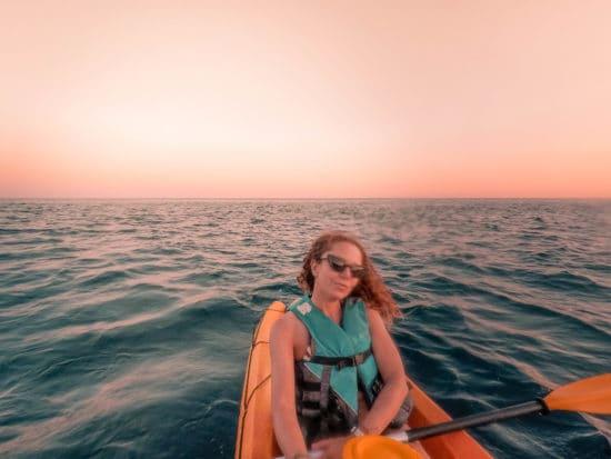 Kayak a Dubrovnik