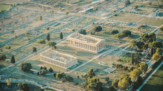 Festival delle Mongolfiere di Paestum