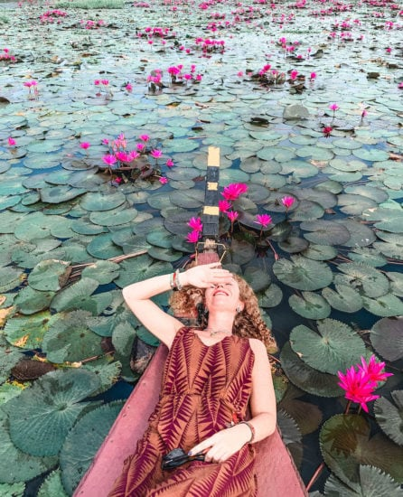 Cocconut lagoon - kerala backwaters