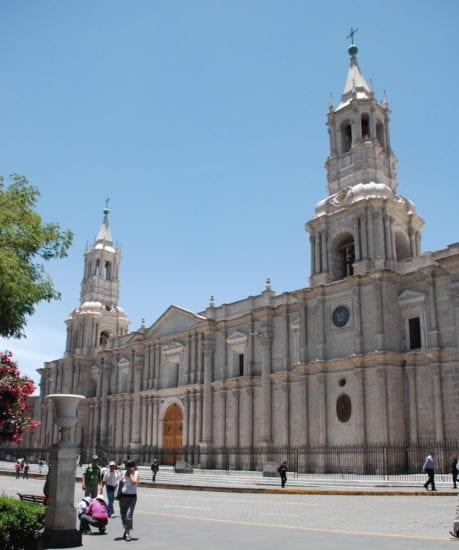 Plaza de las Armas Arequipa