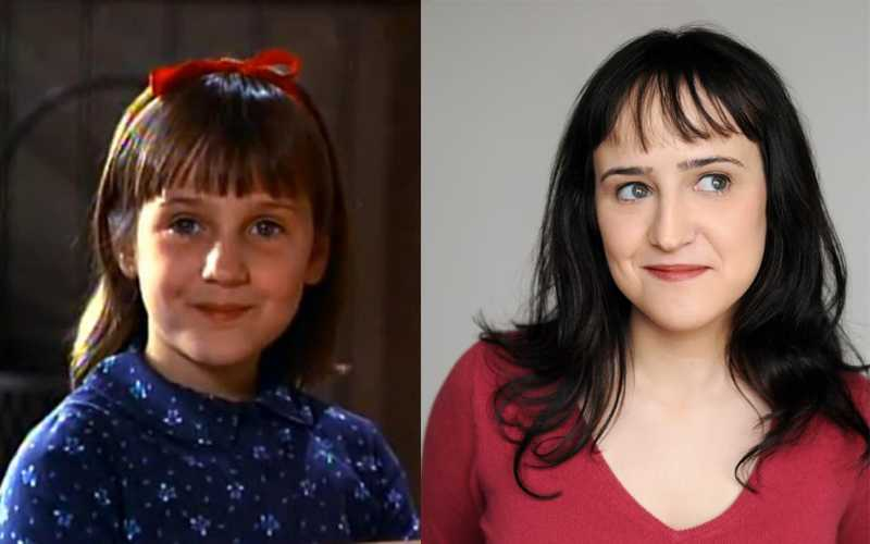 Mara Wilson, ieri e oggi
