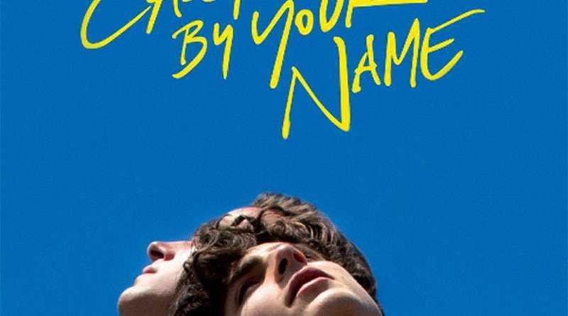 Locandina di Call Me by Your Name