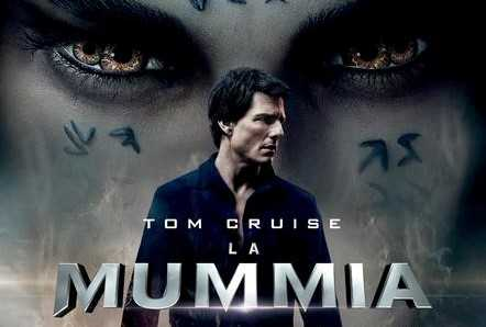 La Mummia con Tom Cruise.