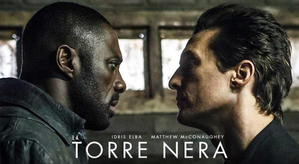 La Torre Nera, con McConaughey e Elba.