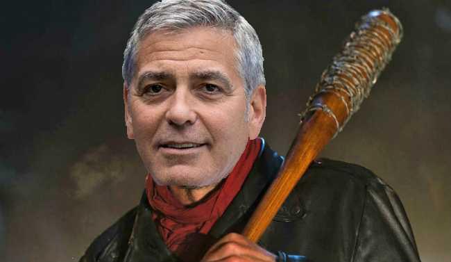 Jeffrey George Morgan Clooney