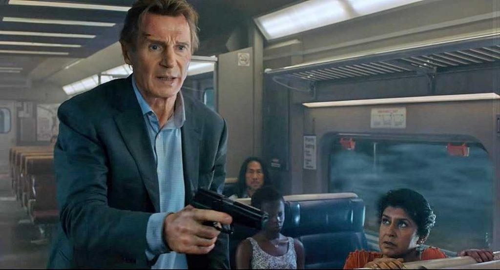 Liam Neeson interpreta Michael McCauley