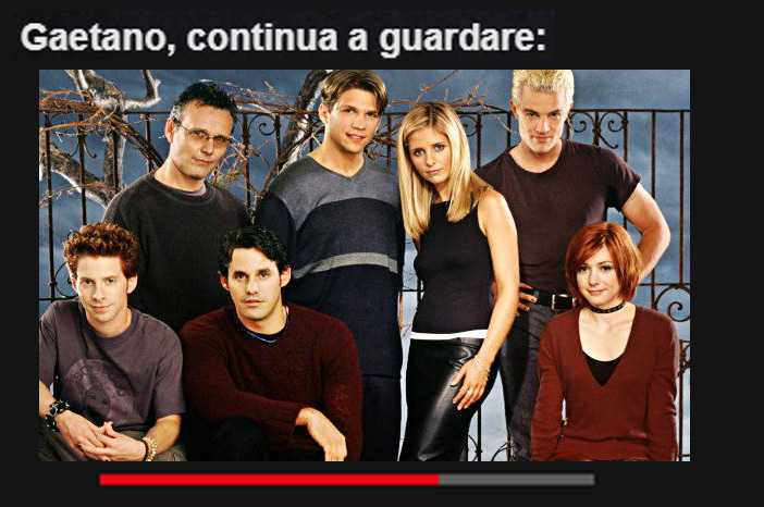 Buffy on Netflix