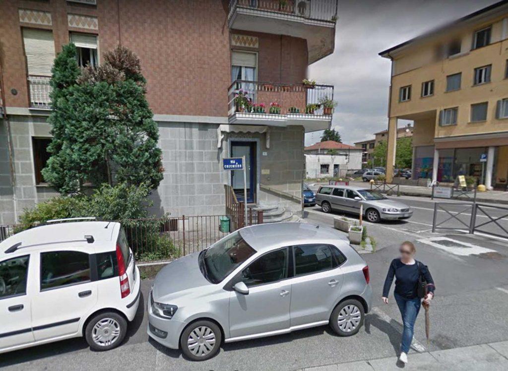 Via Cresimero, la base operativa della troupe di Guadagnino